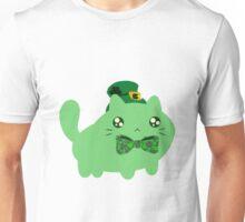 Clover Kitty Unisex T-Shirt