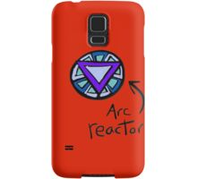 Arc reactor Samsung Galaxy Case/Skin