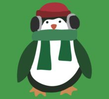 Snow Penguin  Kids Clothes