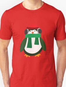 Snow Penguin  Unisex T-Shirt