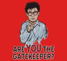 Are You the Gatekeeper? by moysche