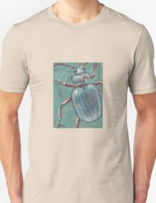 Shiny Beetle Unisex T-Shirt