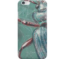 Shiny Beetle iPhone Case/Skin
