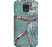 Shiny Beetle Samsung Galaxy Case/Skin