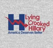 Lying Crooked Hillary - Presidential Elections 2016 - Anti Hillary - Hillary Lies - Clinton for Prison by traciv