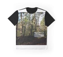 the Little White Gate Graphic T-Shirt