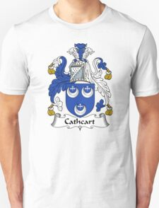 Cathcart Coat of Arms / Cathcart Family Crest T-Shirt