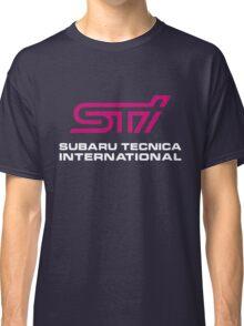 Subaru Tecnica International  Classic T-Shirt