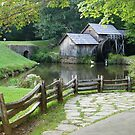 Mabry Mill by Penny Rinker