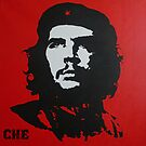 Red Che by idgoodall