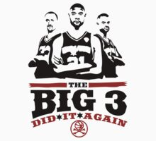 The Big 3  by drazgon
