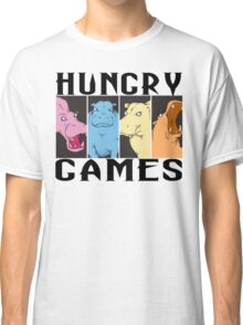 Hungry Hippo Games Classic T-Shirt