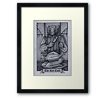 The Rat Cook Framed Print