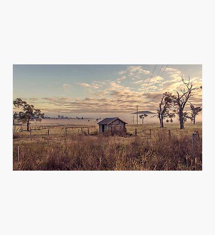 Muswellbrook NSW Australia Photographic Print
