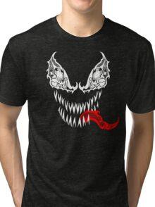 Tribal Venom Tri-blend T-Shirt