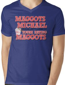 Join us. Mens V-Neck T-Shirt