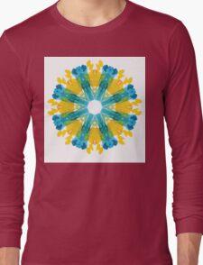 Watercolor flower Long Sleeve T-Shirt