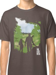 The Last of Us into the woods Classic T-Shirt