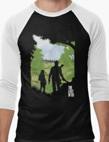 The Last of Us into the woods Men's Baseball ¾ T-Shirt