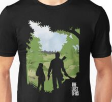 The Last of Us into the woods Unisex T-Shirt