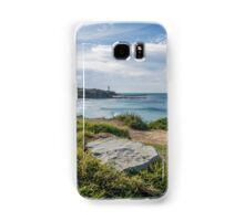Norah Head Lighthouse, Australia Samsung Galaxy Case/Skin