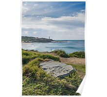 Norah Head Lighthouse, Australia Poster