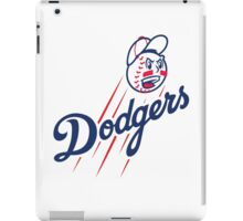 Dodgers - Angry iPad Case/Skin