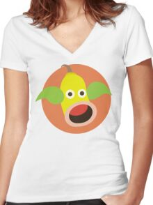 Weepinbell - Basic  Women's Fitted V-Neck T-Shirt