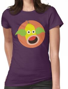 Weepinbell - Basic  Womens Fitted T-Shirt