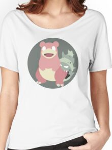 Slowbro - Basic Women's Relaxed Fit T-Shirt
