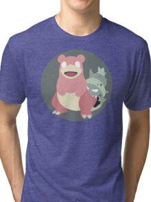 Slowbro - Basic Tri-blend T-Shirt