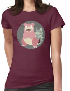 Slowbro - Basic Womens Fitted T-Shirt