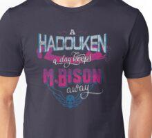 A Hadouken A Day Keeps M.Bison Away Unisex T-Shirt