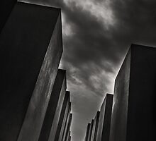 Holocaust Memorial / Berlin by Stavros