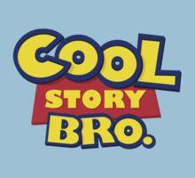 Cool story bro by FunnyTshirtZone