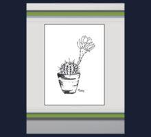 Cactus love (Echinopsis oxygona) Kids Tee