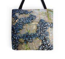 sea mussels 2 Tote Bag