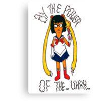 Sailor Tina Canvas Print