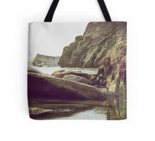 rock pools Tote Bag