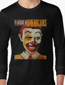 bowie of mcdonald Long Sleeve T-Shirt