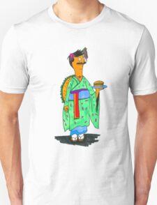 Geisha Bob T-Shirt