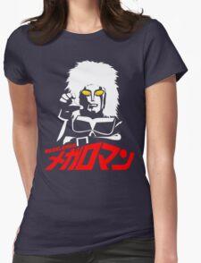 JAPAN CLASSIC SUPERHERO TOKUSATSU MEGALOMAN  Womens Fitted T-Shirt