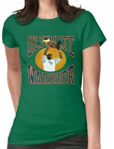 LeBron Ultimate Warrior Womens Fitted T-Shirt