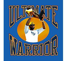 LeBron Ultimate Warrior Photographic Print
