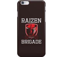 Mazoku Elite Raizen Brigade iPhone Case/Skin