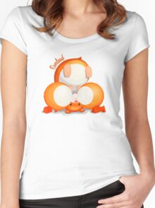 Hamster - Overload Women's Fitted Scoop T-Shirt