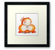Hamster - Overload Framed Print