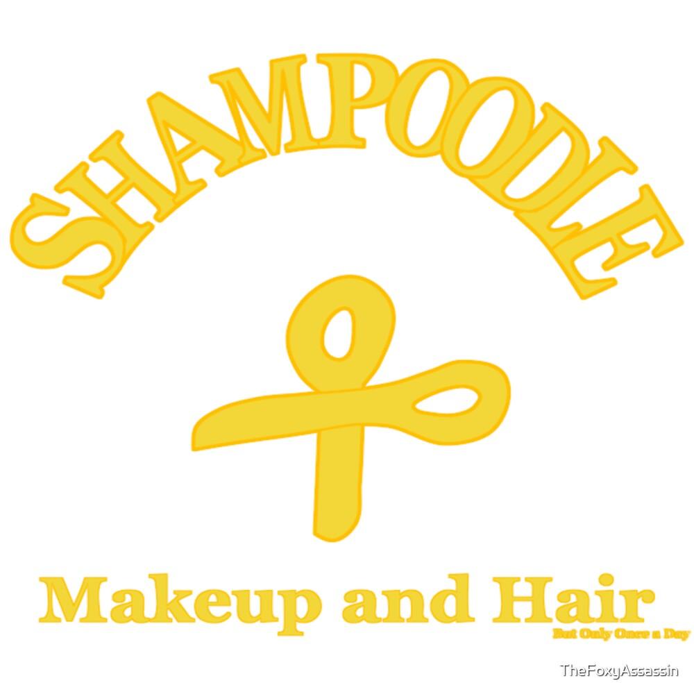 Shampoodle Scissors by TheFoxyAssassin