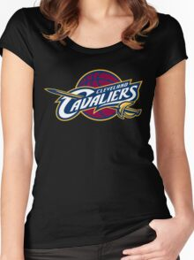 Cleveland CLE Shirt Game 6 Finals 2016 Women's Fitted Scoop T-Shirt