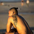 Tattoos in the Sun by Clare Colins